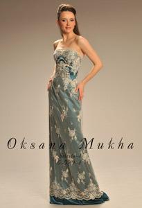 Оксана Муха - Вечерние платья - коллекция 2008.